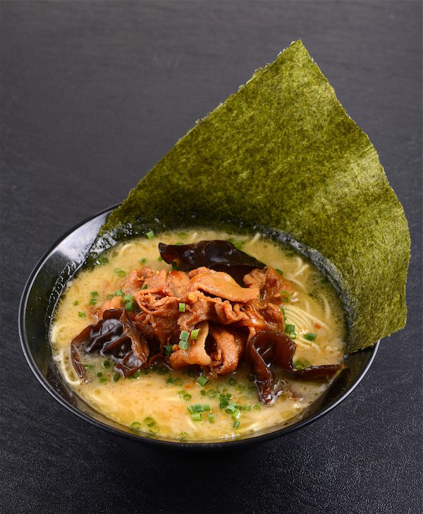 Tonkotsu KING with Japanese Seaweed ($13.90)