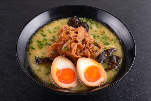 Tonkotsu KING with Flavoured Egg ($14.90)