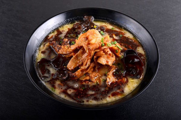 Black Spicy Tonkotsu KING ($13.90)