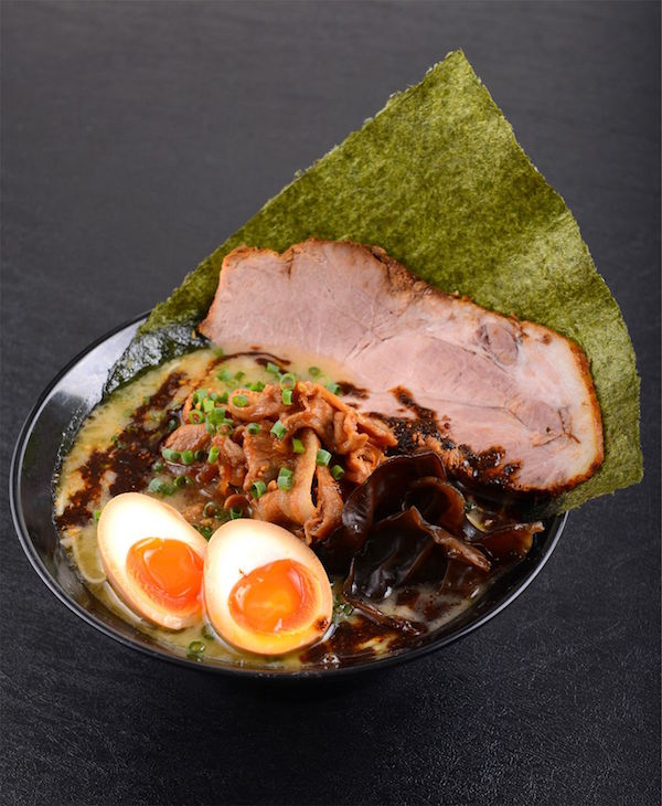 Black Spicy Tonkotsu KING Special ($17.90)