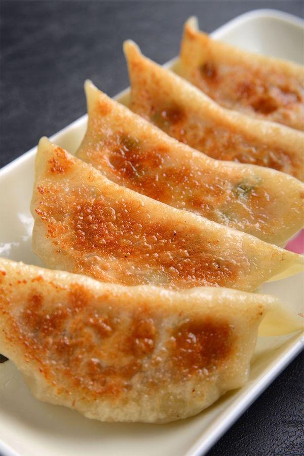 Gyoza 3pcs (Pork) ($3.00)