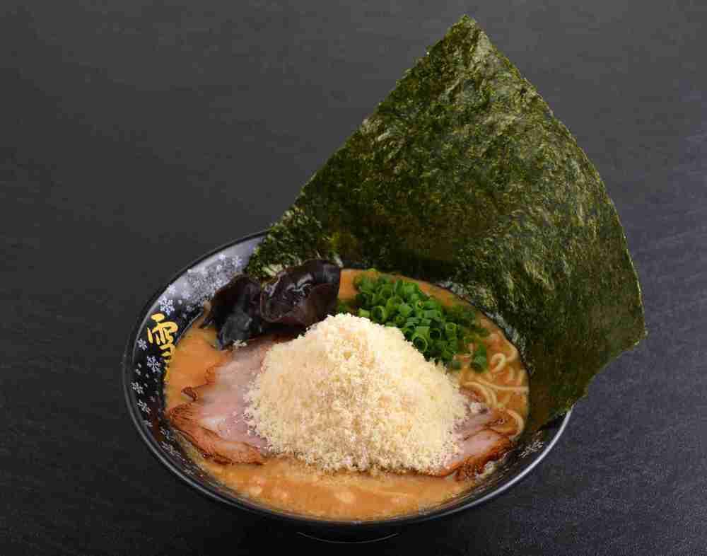 Tonkotsu Ramen YUKI MATSURI with Japanese Seaweed ($14.90)