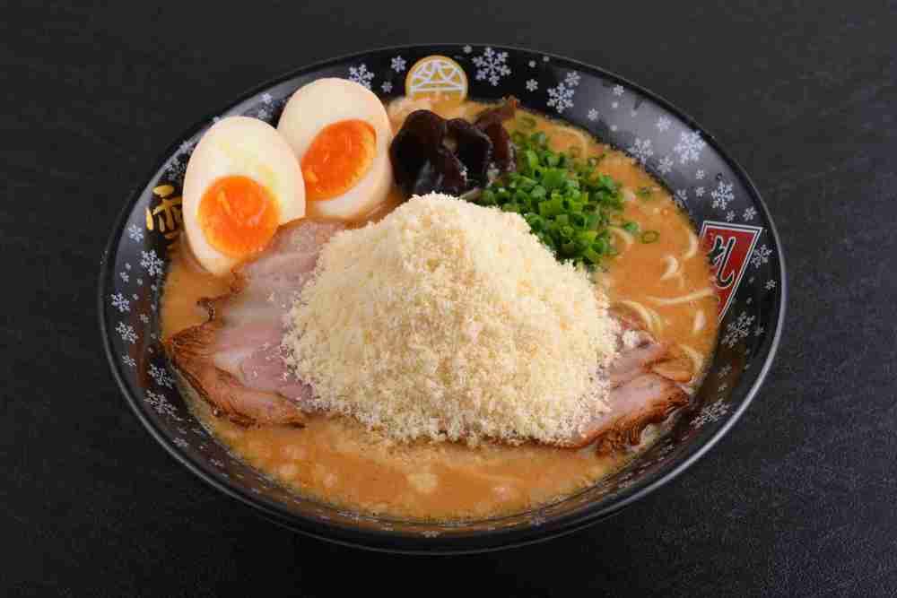 Tonkotsu Ramen YUKI MATSURI with Flavoured Egg ($15.90)