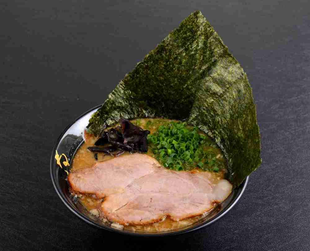 Tonkotsu Ramen NEBUTA with Japanese Seaweed ($14.90)