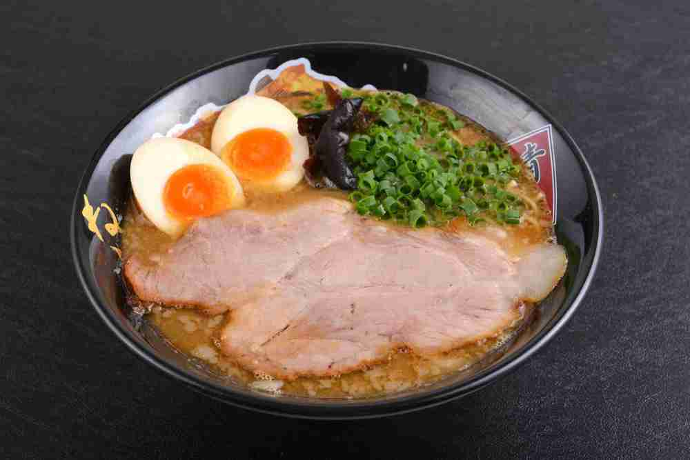 Tonkotsu Ramen NEBUTA with Flavoured Egg ($15.90)