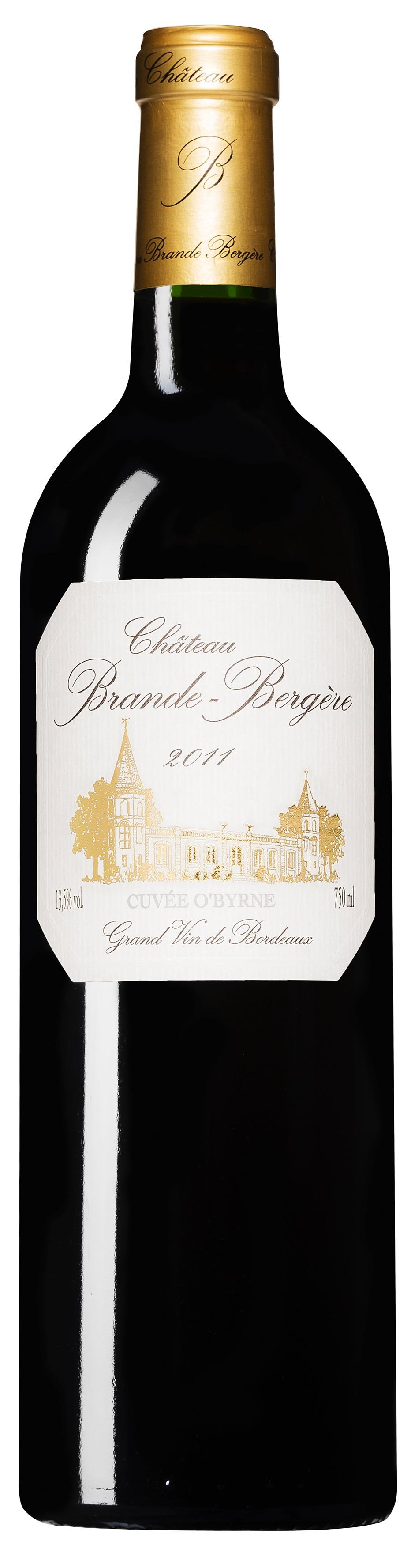 Chateau Brande-Bergere Cuvée O'Byrne 2011.jpg