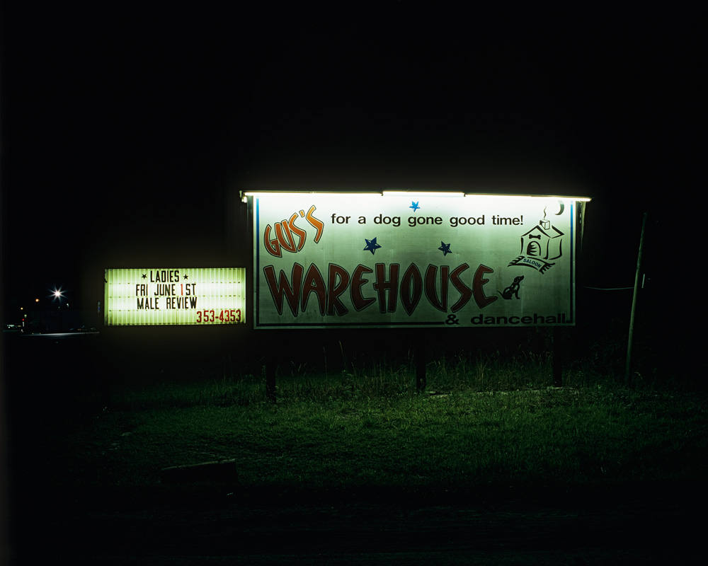 Gus's Warehouse