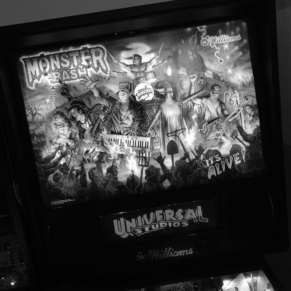 MONSTER BASH - WILLIAMS - 1998