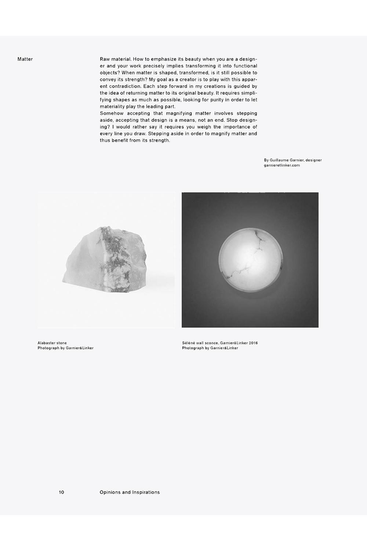 Garnier&Linker in Dapper Dan N°14 / opinions & inspirations