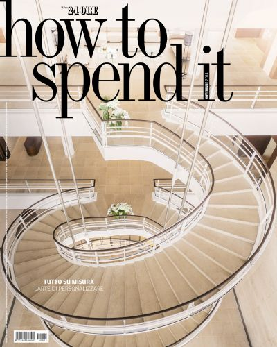 How to spend it 2014