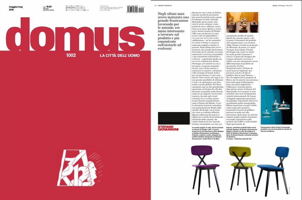 Domus 2016