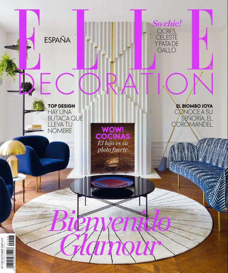 Elle Decoration, Spain 2018