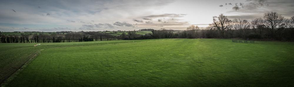 Mid Level Panoramic Still Image