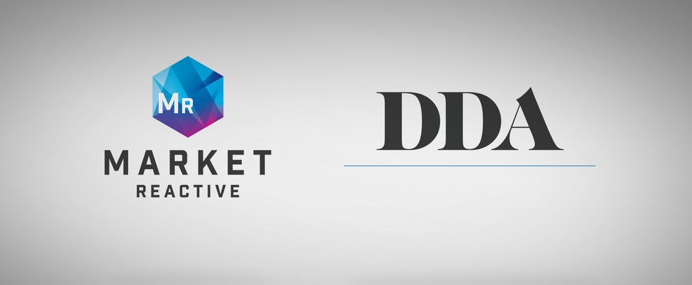 Market Reactive partner with DDA PR