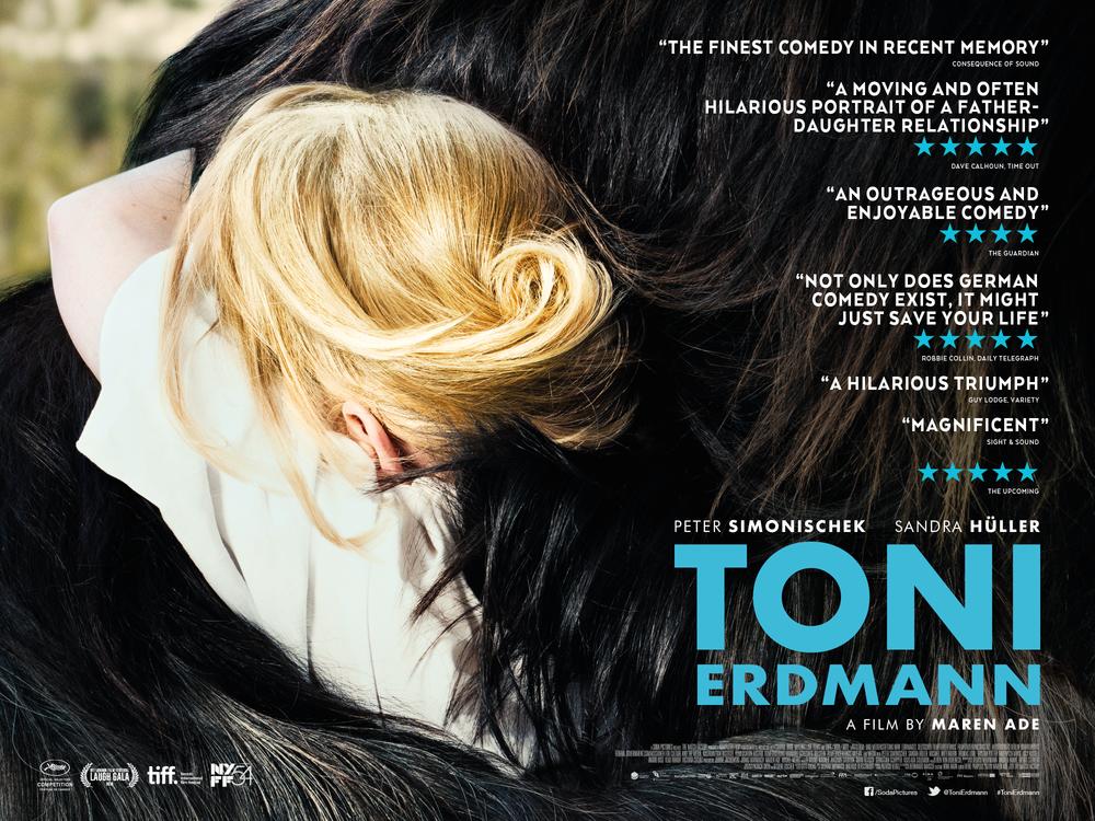 Resultado de imagen de toni erdmann poster