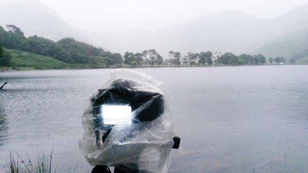 Rain at Buttermere