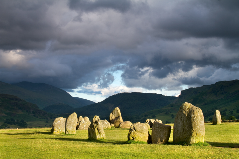 Circle of Light, Castlerigg