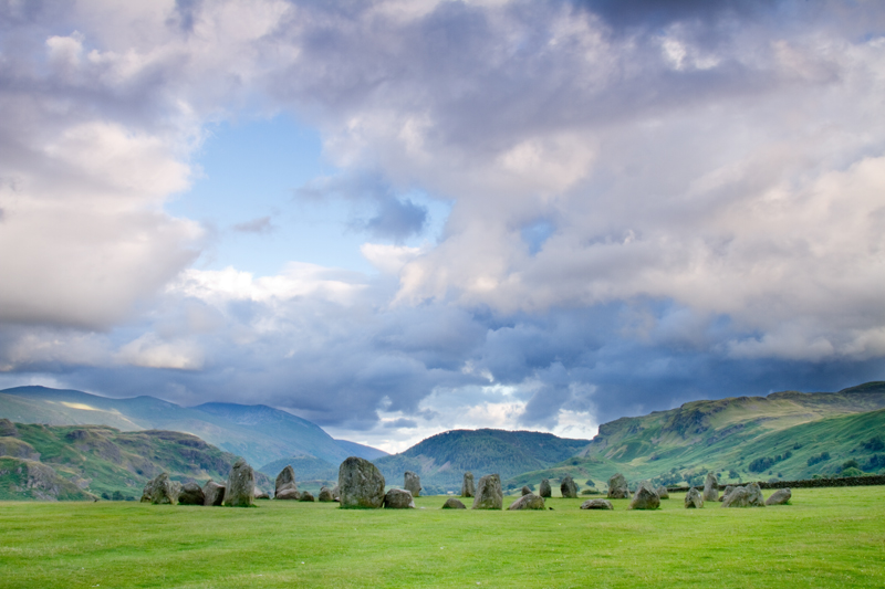 Ancient Stones of Castlerigg, Lake District
