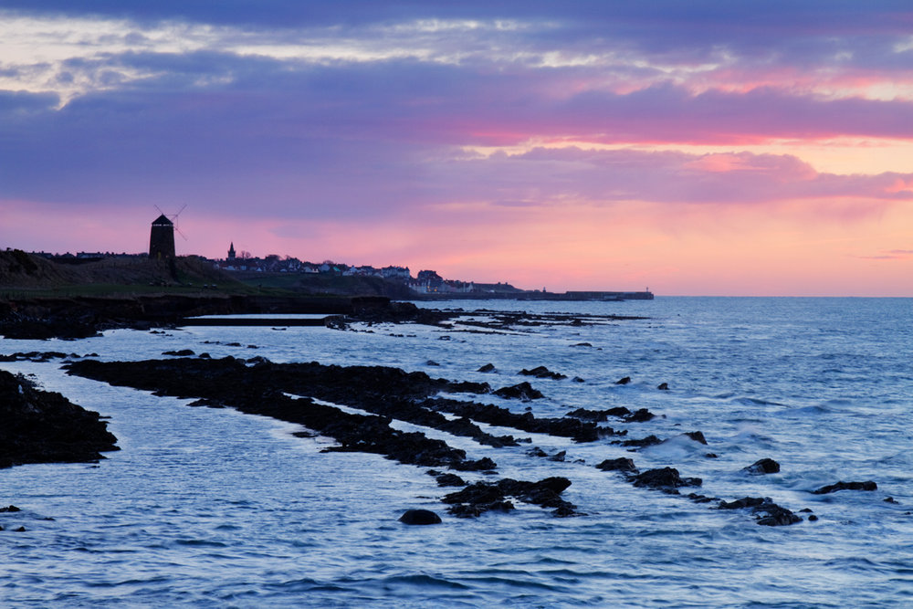 Copy of st monans sunrise