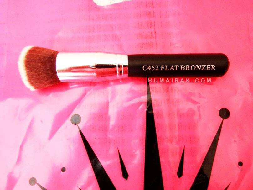 Crown Brushes C452 Flat Bronzer   Humairak.com