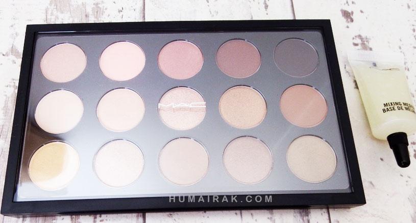 MAC Cosmetics Warm Neutrals Eye Pallete   Humairak.com