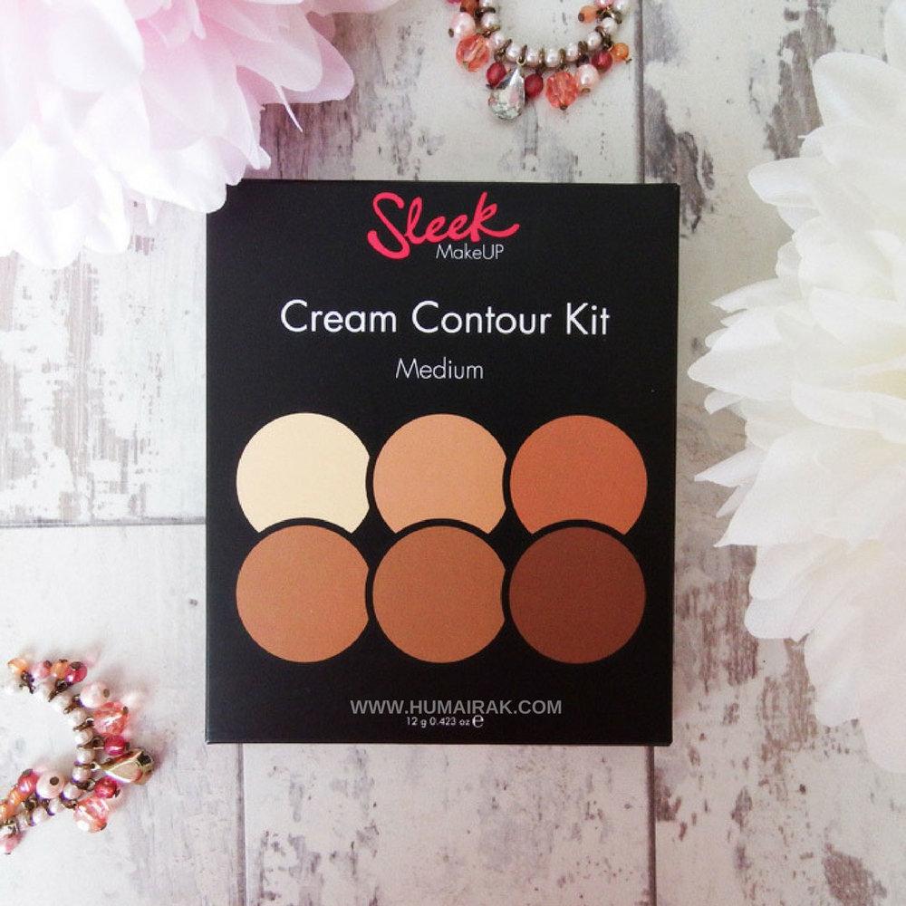 Sleek Contour Kit Review