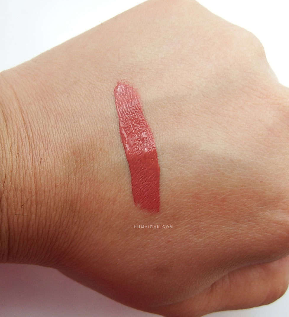 Gerard Cosmetics Hydra Matte Liquid Lipstick swatch for 1995