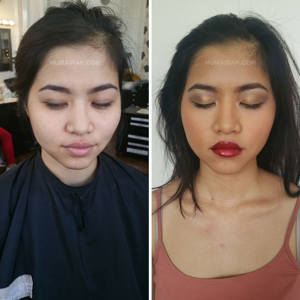 Beginners Professional Makeup Course @ London Makeup School | Humairak.com