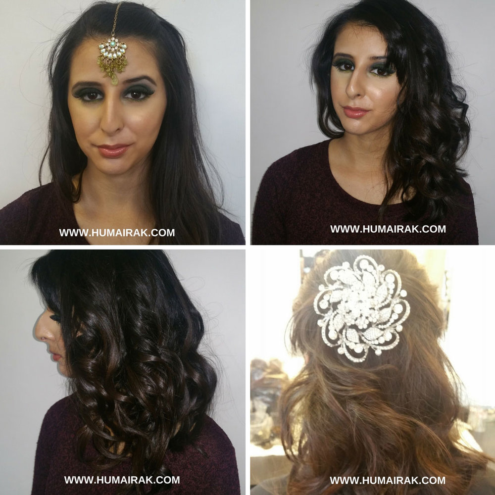 Day 2 Asian Bridal Hair & Makeup Course @ London School of Makeup - Humairak.com Instagram.jpg