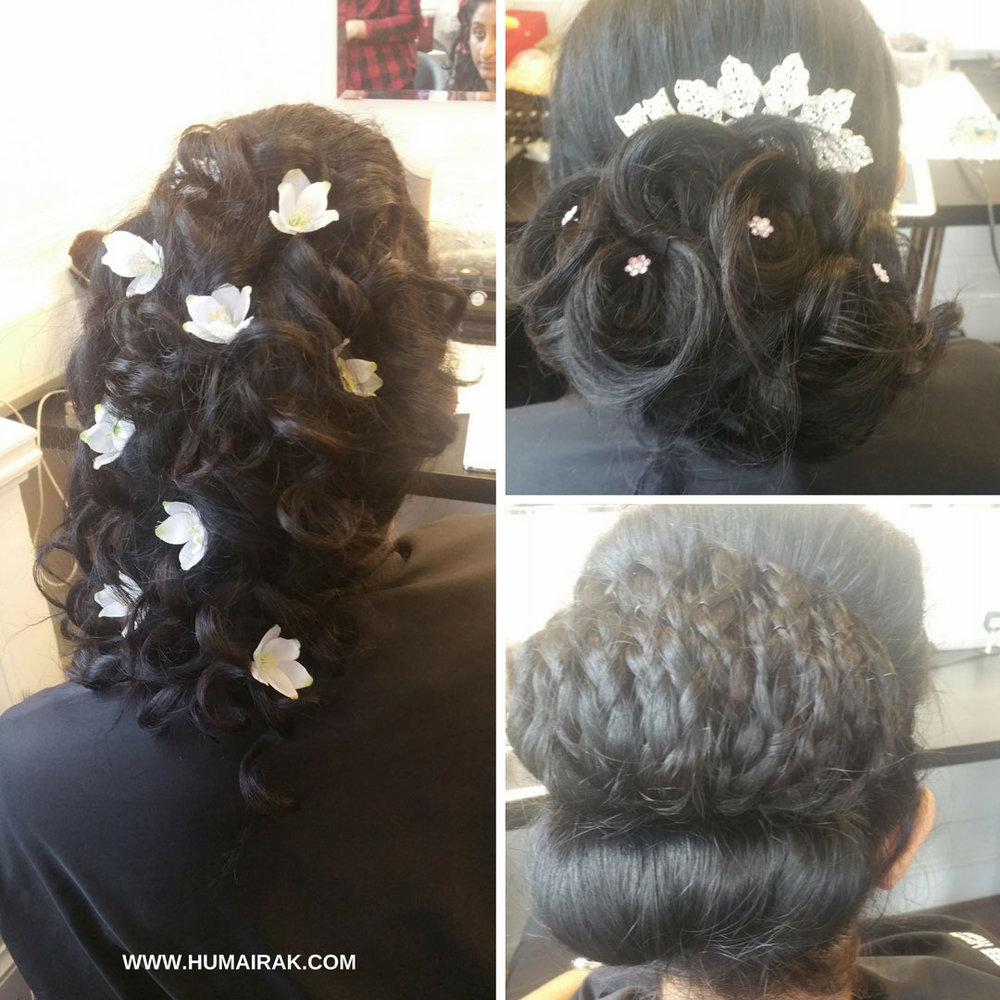 Asian Bridal Hair and Makeup Course | Humairak.com