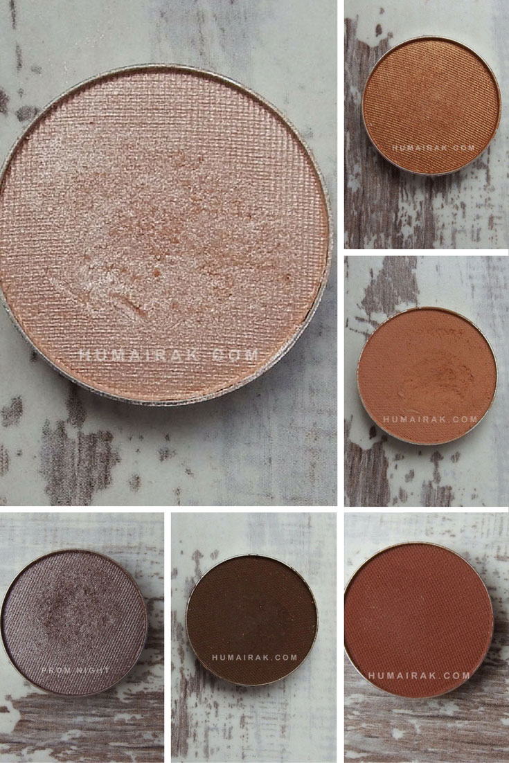 Makeup Geek Eyeshadow Swatches & Review. These eyeshadows are affordable, soft and blendable. Here's my review of some neutral shades from the line   Humairak.com