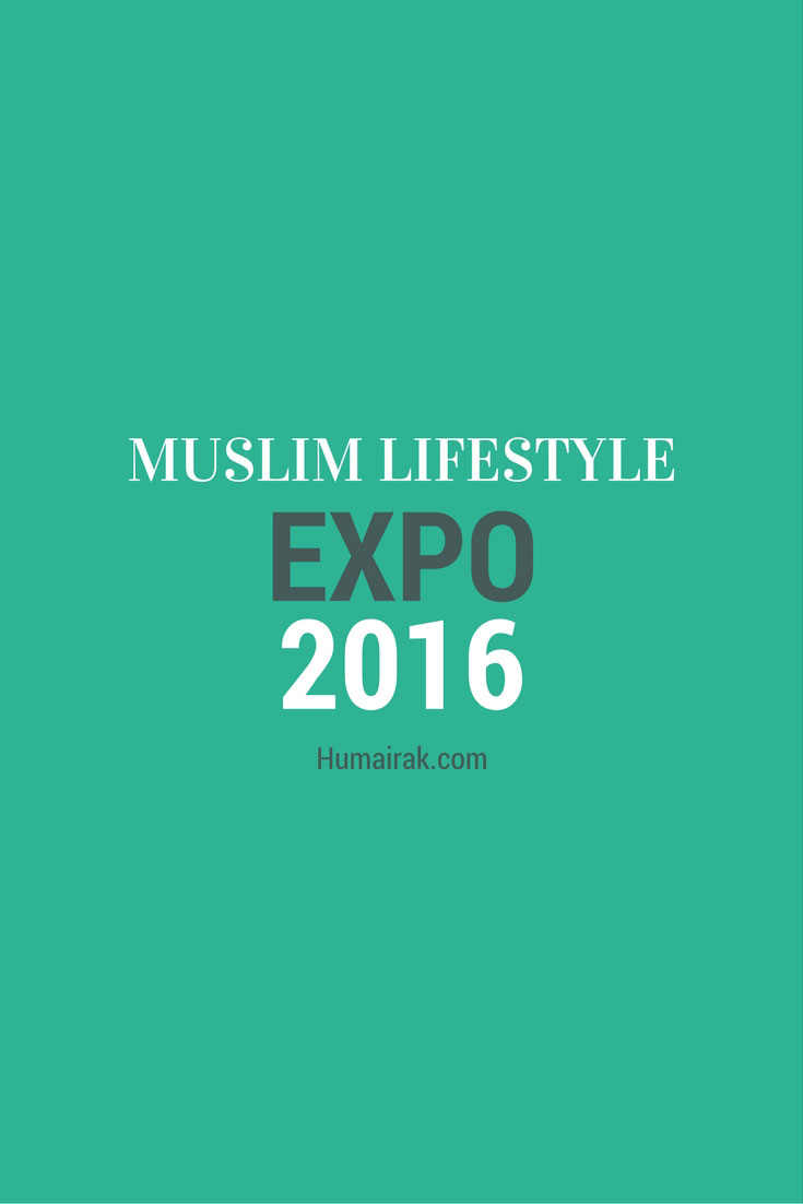 Muslim Lifestyle Expo 2016 - Comprehensive review of the 2nd annual Muslim Lifestyle Expo held in Manchester. Brands reviewed include Islamic Moments, Islamic Imprints, India Mamma, Esse Aromas and Heavenly Delights | Humairak.com