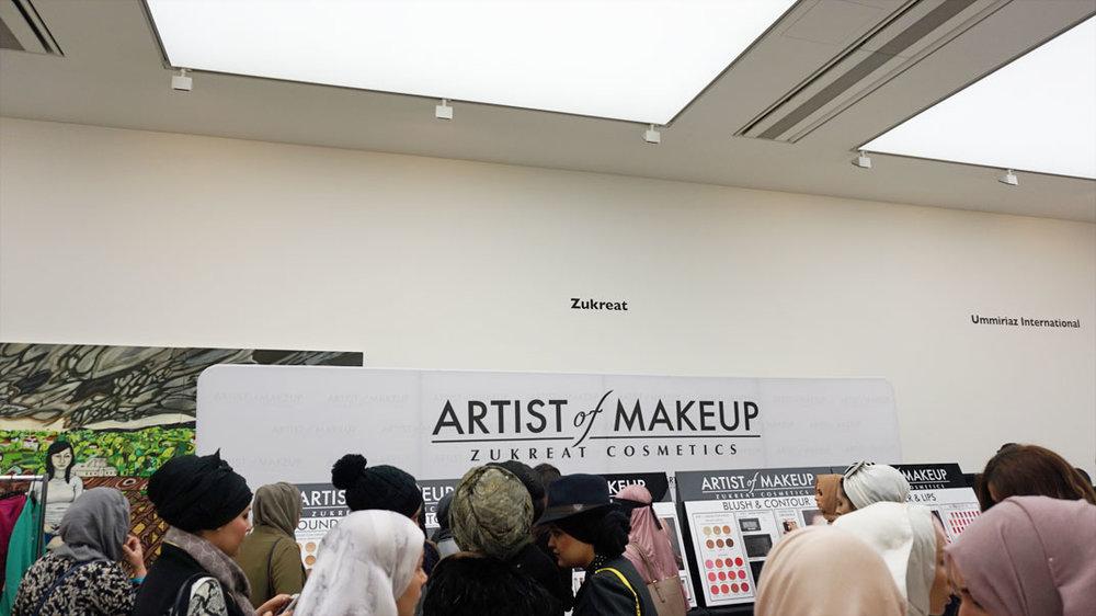 Artist of Makeup