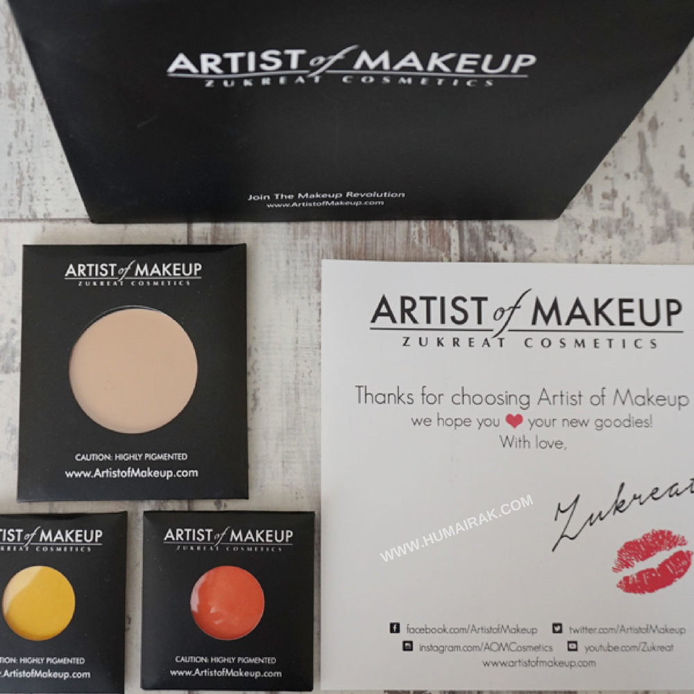 Artist of Makeup Products - Humairak.com