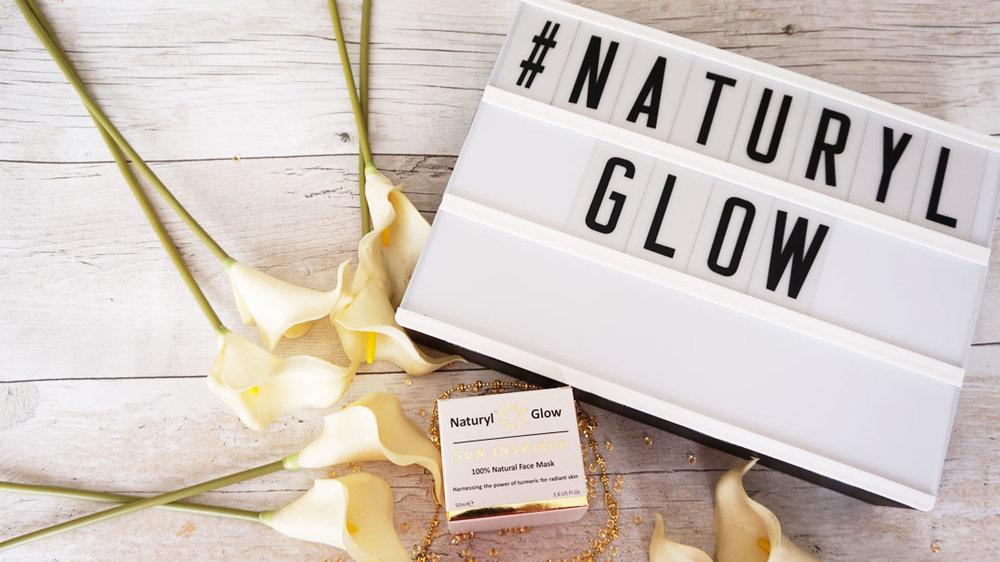 Naturyl Glow Sun Inspired Face Mask   Humairak.com