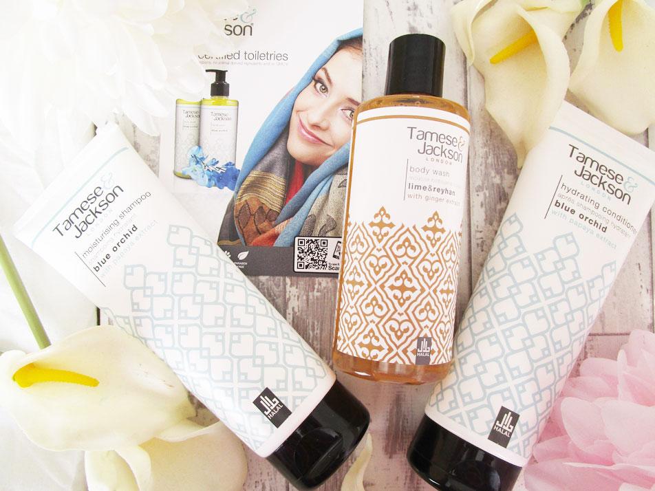 Tamese & Jackson Shampoo, Conditioner and Body Wash review | Humairak.com
