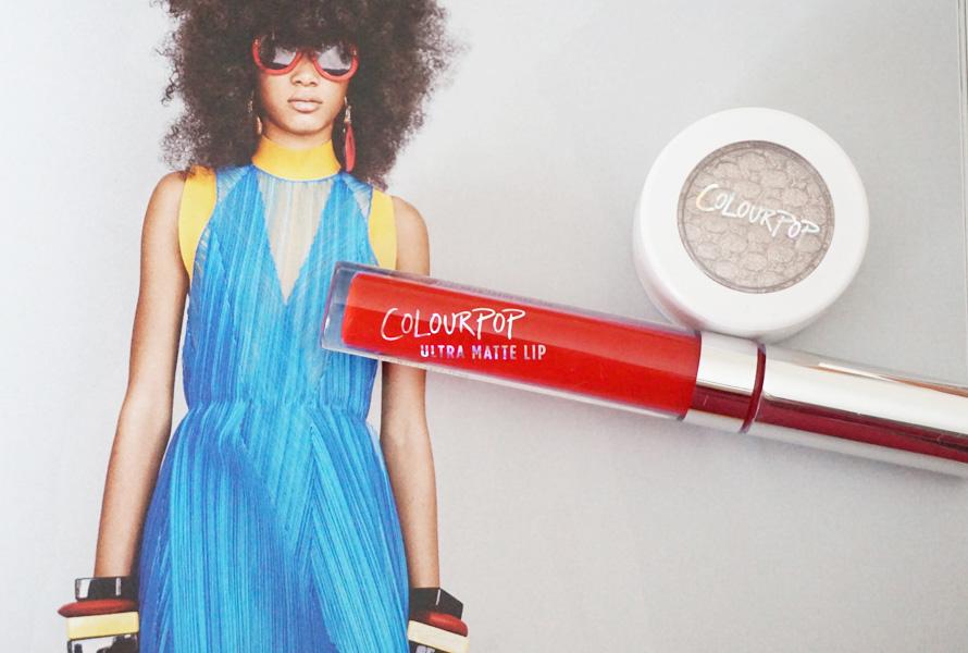 Colourpop Liquid Lipstick & Supershock Shadow Review