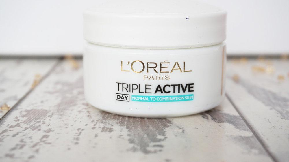 L'Oreal Paris Triple Active Combination Skin Hydrator | Humairak.com