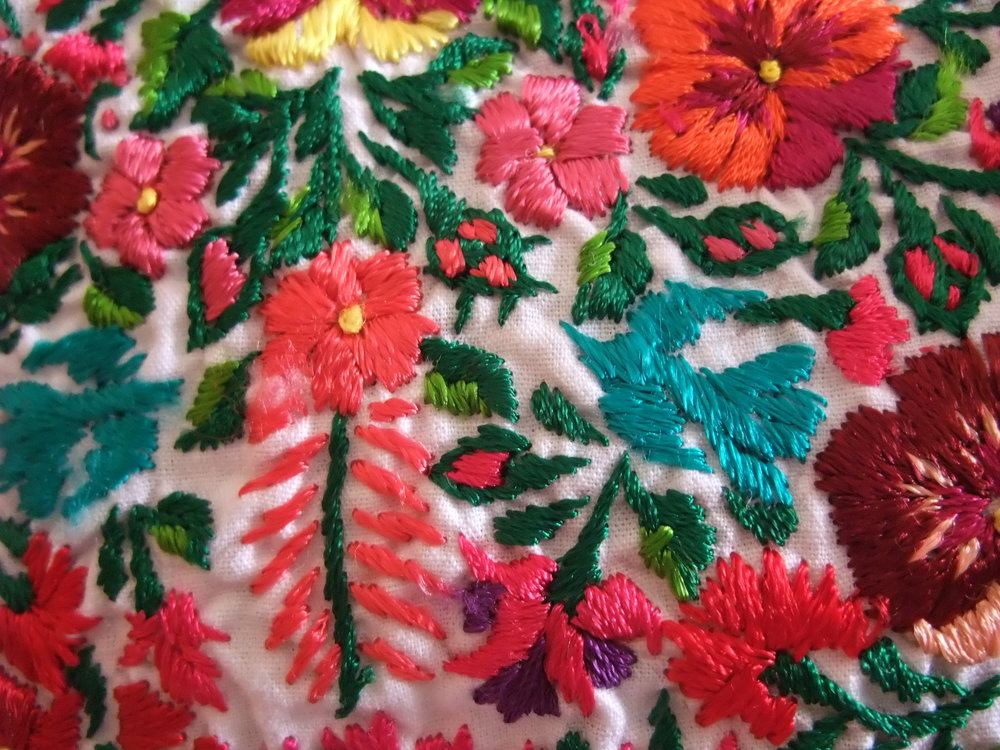 Bordados: An Exhibition of Embroidered Textiles from Mexico