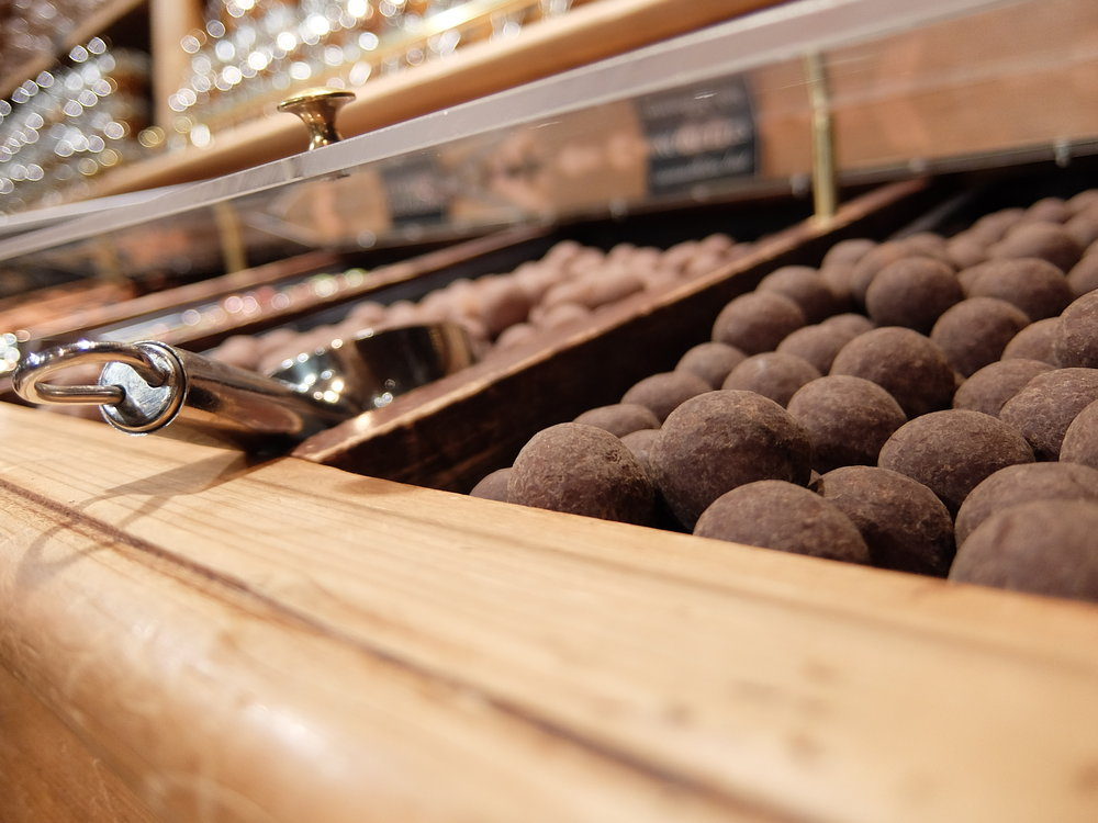 chocolat, je t'aime!
