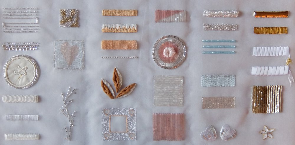 RD - Sampler of Tambour Embroidery Techniques .JPG
