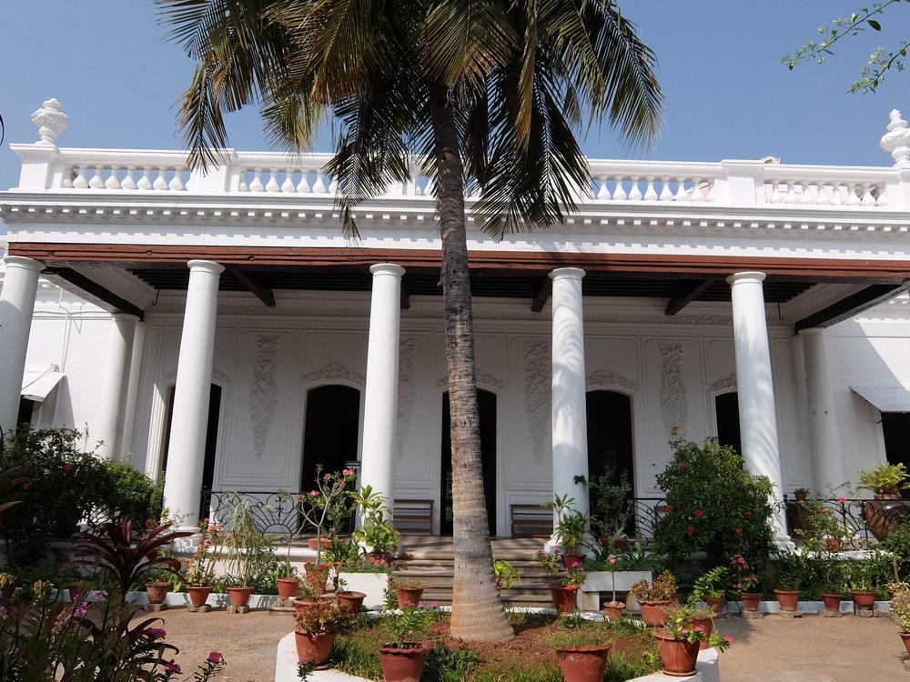Embroidery Privée Pondicherry