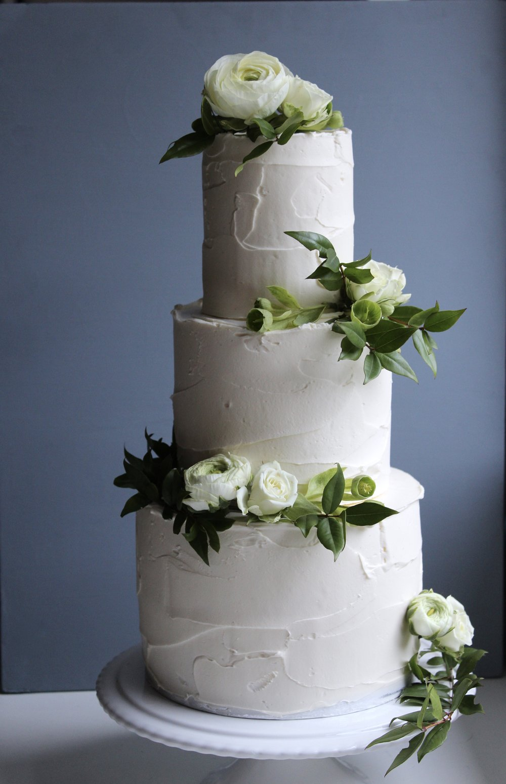 how to make a white wedding cake from scratch wedding cakes yolk 15914