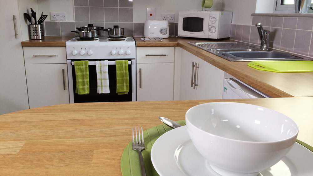 Abodus Student Living - Newcastle student accommodation cluster flat premium