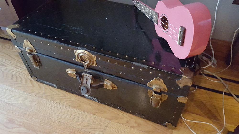 Vintage Trunk - $50