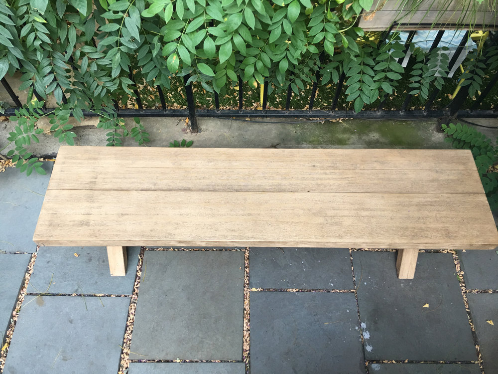 West Elm (Jardine collection) Bench $150