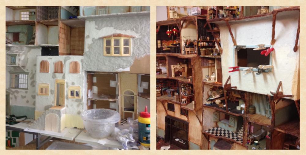 Huis Mooi Maken : De bouw van het muizenhuis u2014 het muizenhuis