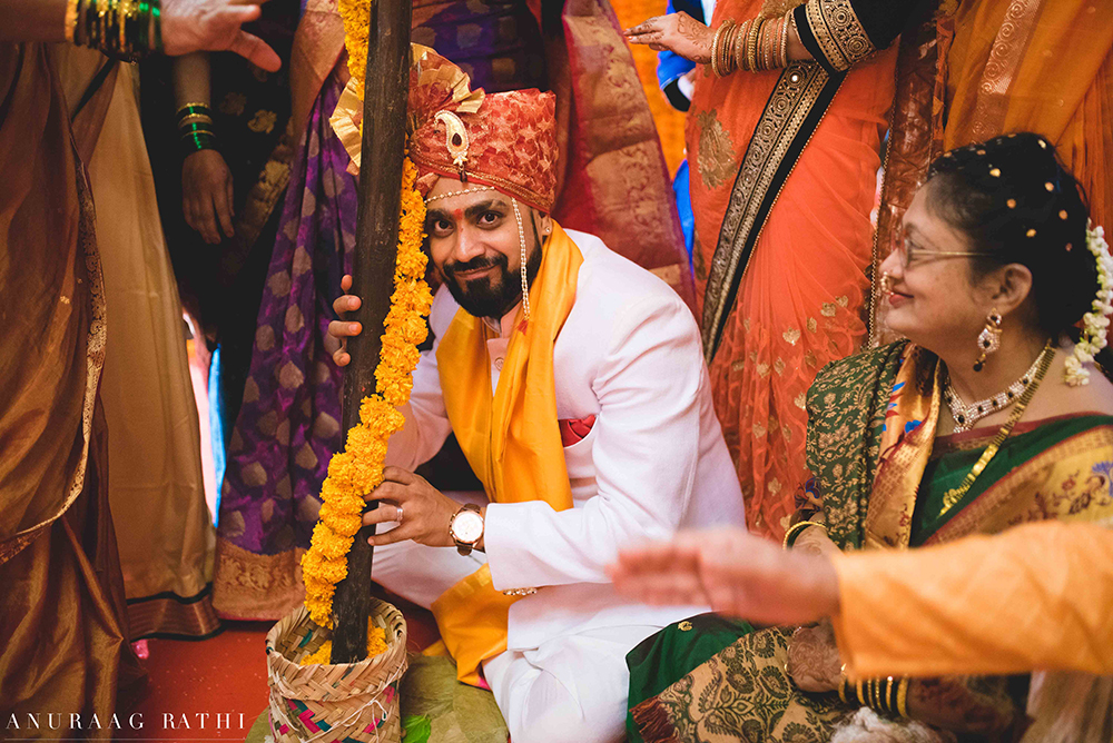 Anuraag Rathi Candid Wedding Photography