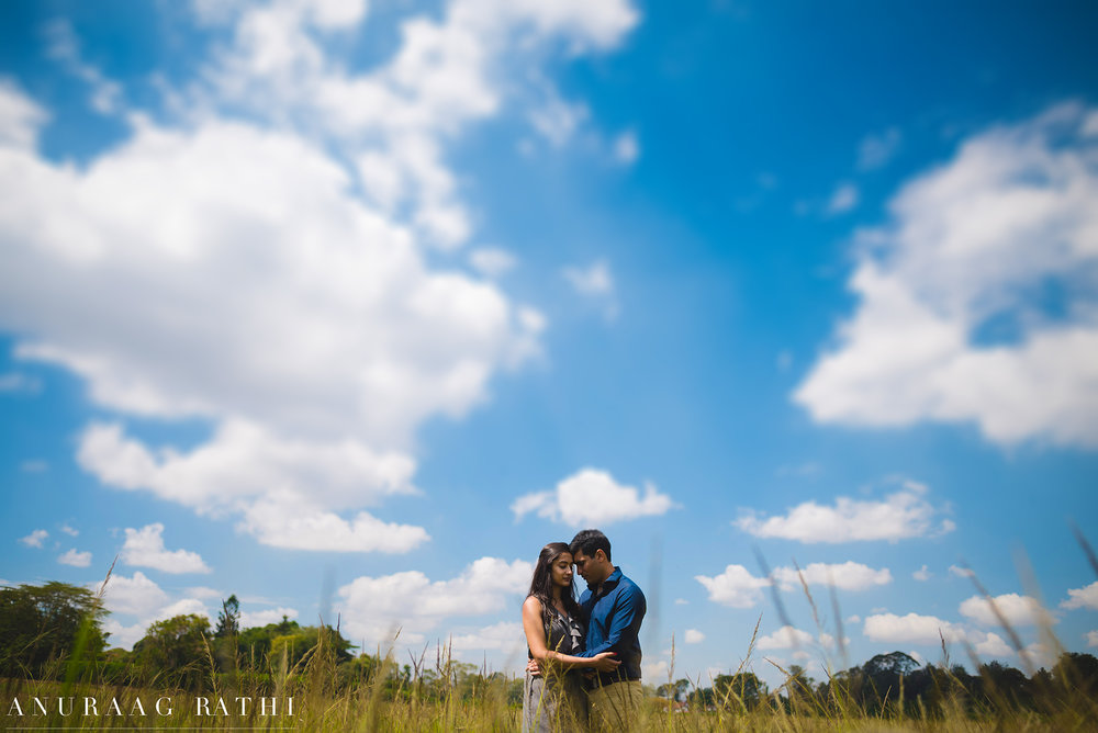 SHIVANI DHRUV : COUPLE PORTRAITS IN KENYA