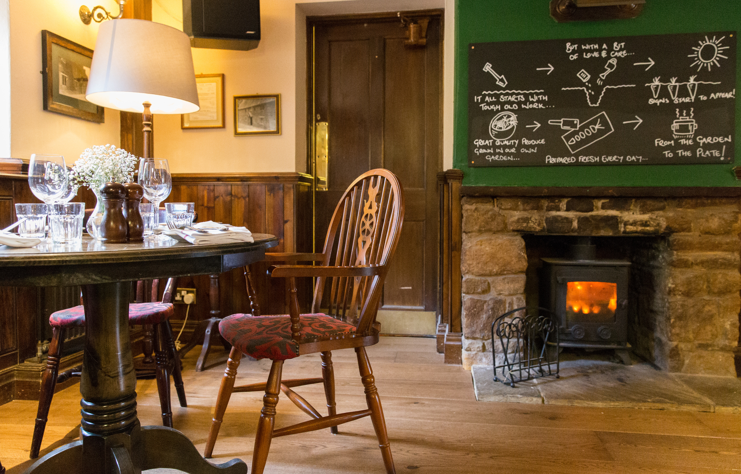 Gallery — The Wheatsheaf Pub & Dining Room